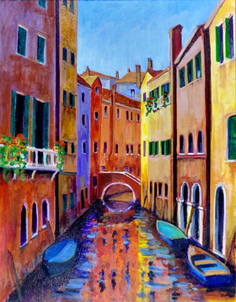 Name: Venice | Location: Italy | Print Size: 22 x 28 | Frame Size: No Frame | Price: $300*
