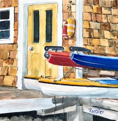 Kayak Shack | SOLD
