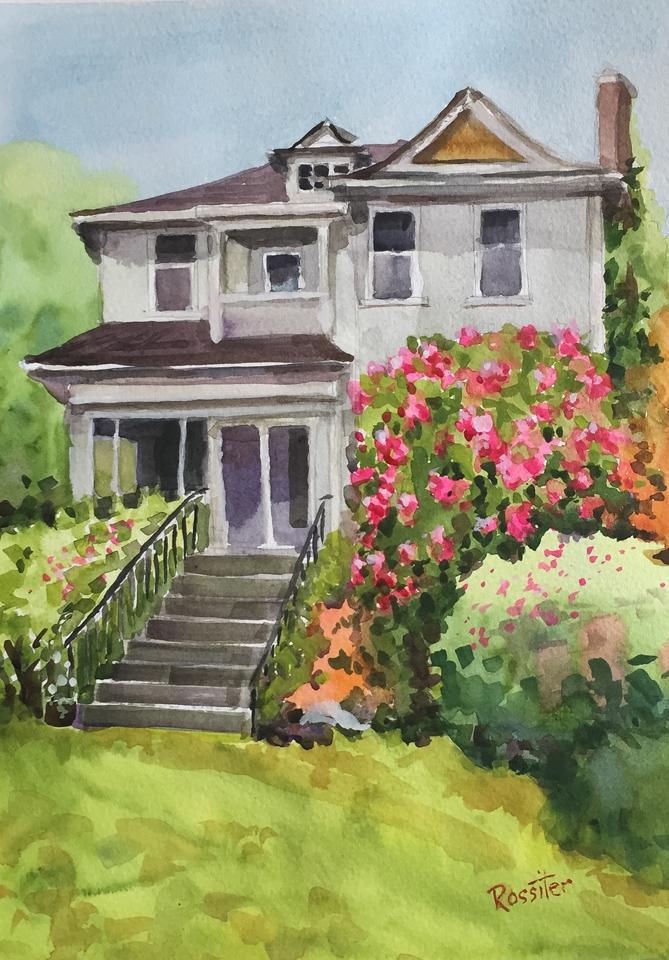 Steves Farm House,  Steveston, BC