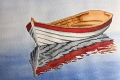 Wooden Boat SOLD